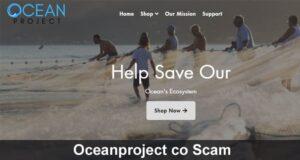 Oceanproject co Scam 2020