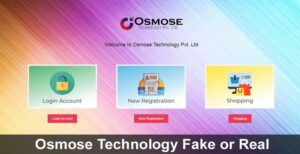 Osmose Technology Fake or Real 2020