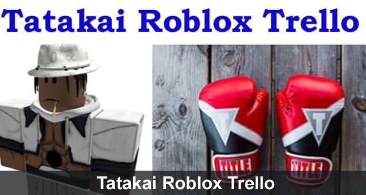 Tatakai Roblox Trello 2020