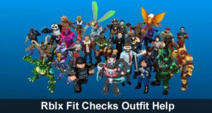 Rblx Fit Checks Outfit Help 2021