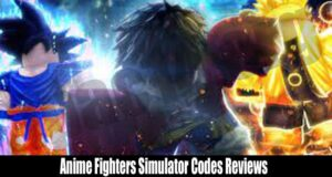 Anime Fighters Simulator Codes Reviews