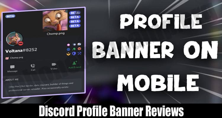 Discord Profile Banner Reviews