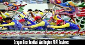 Dragon Boat Festival Wellington 2021 Reviews