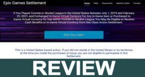 Epic Games Settlement Reviews