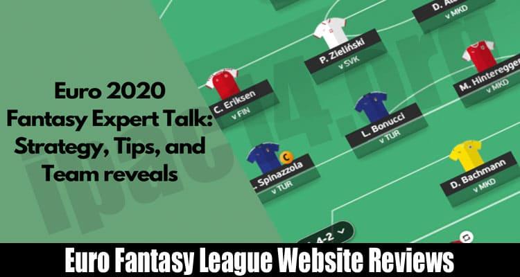 Euro Fantasy League Website Reviews