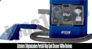 Extratora E Higienizadora Portátil Wap Spot Cleaner 1400w Reviews