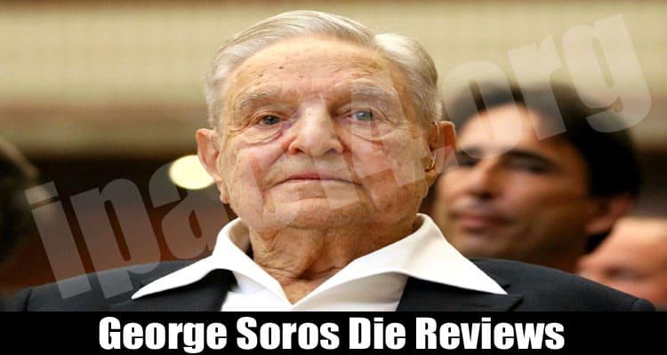 George Soros Die Reviews