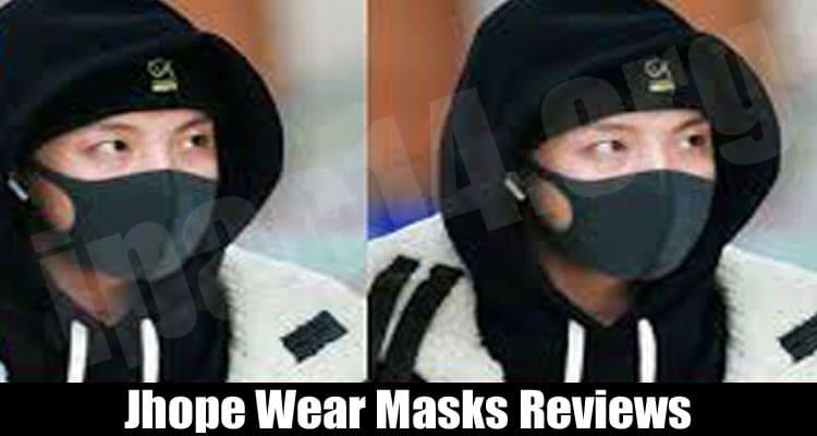 Jhope Wear Masks Reviews