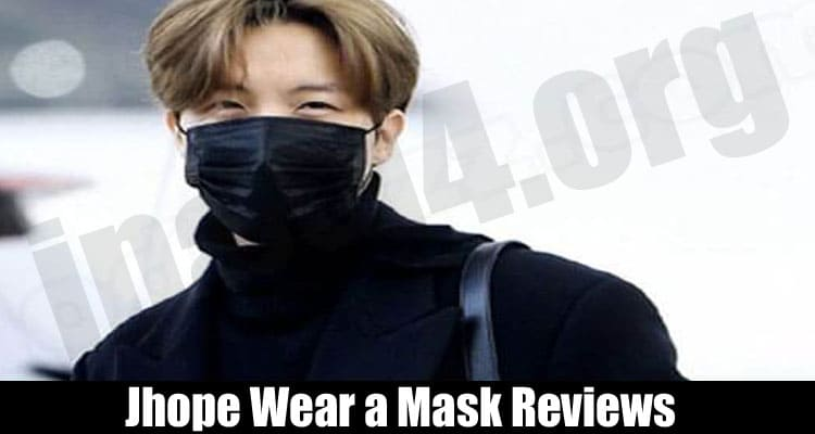 Jhope Wear a Mask Reviews