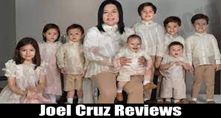 Joel Cruz Reviews