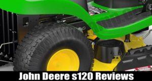 John Deere s120 Reviews