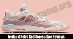 Jordan 4 Retro Golf Seersucker Reviews