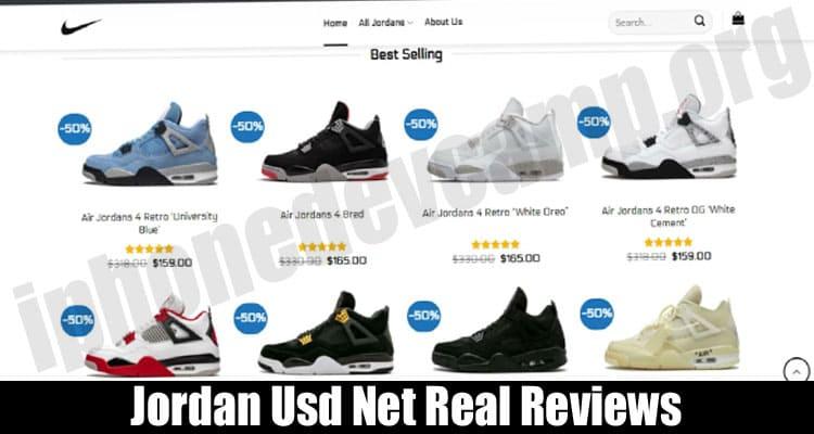Jordan Usd Net Real Reviews