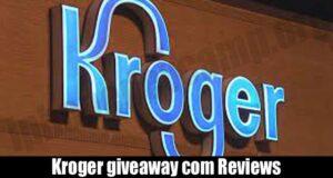 Kroger giveaway com Reviews