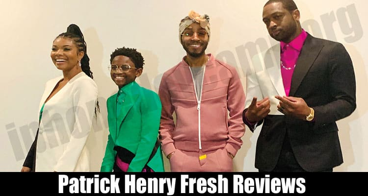 Patrick Henry Fresh Reviews