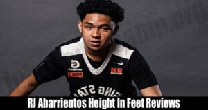 RJ Abarrientos Height In Feet Reviews