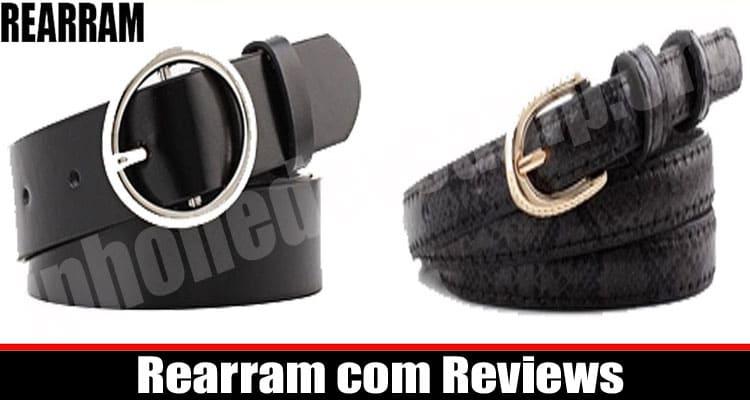 Rearram com Reviews
