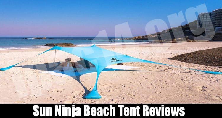 Sun Ninja Beach Tent Reviews