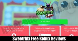 Sweetrblx Free Robux Reviews