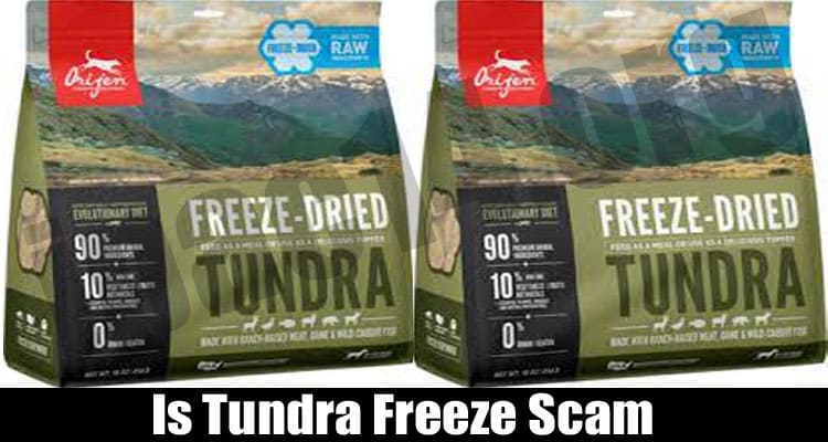 Is Tundra Freeze Scam