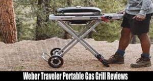 Weber Traveler Portable Gas Grill Reviews