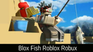 Blox Fish Roblox Robux 2021