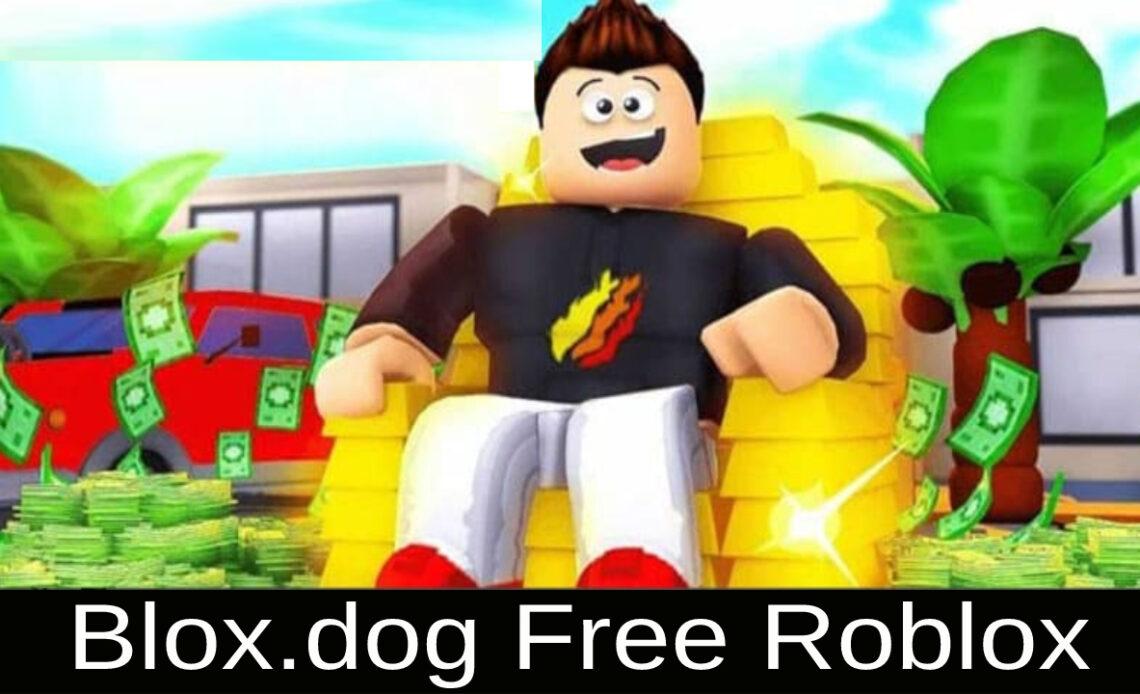 Blox.Dog Free Roblox 2021