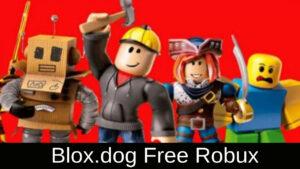 Blox.dog Free Robux 2021