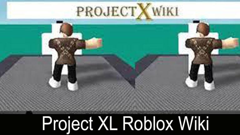 Project XL Roblox Wiki 2021