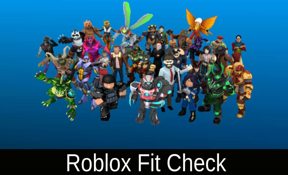 Roblox Fit Check 2021