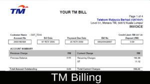 TM Billing 2021